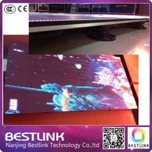 p6.25 led dance floor display screen 500x500mm SMD2727 led videowall large video screens led advertising boards mirror dancing