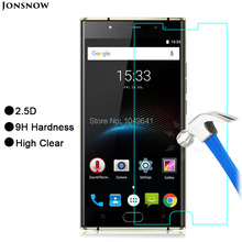 Screen Protector for Oukitel K3 Tempered Glass Film 9H 2.5D Explosion-proof front LCD Guard High Clear(China)
