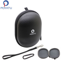 POYATU Headphone Hard Case For Jabra REVO Wireless Bluetooth Stereo Headphones REVO Corded Stereo Headphone Carry Case Box(China)