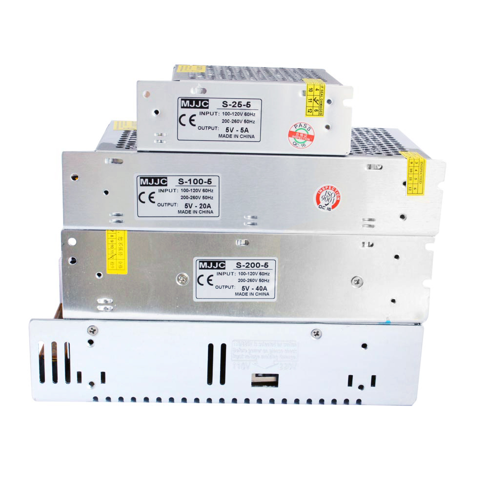 5V led power supplys