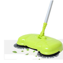 2017 Home 360 Degree Rotatable Cleaner 3 in 1 Wireless Handheld Sweeper Broom Mops For Hard Floors Dust litter Cleaning Tools