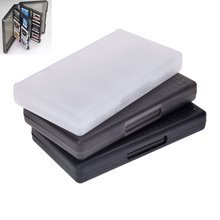 32 in 1 Protective Game card Cartridge Holder Case Box For Nintendo DS / DS Lite / D Si / 3DS / 3DS XL/LL(China)
