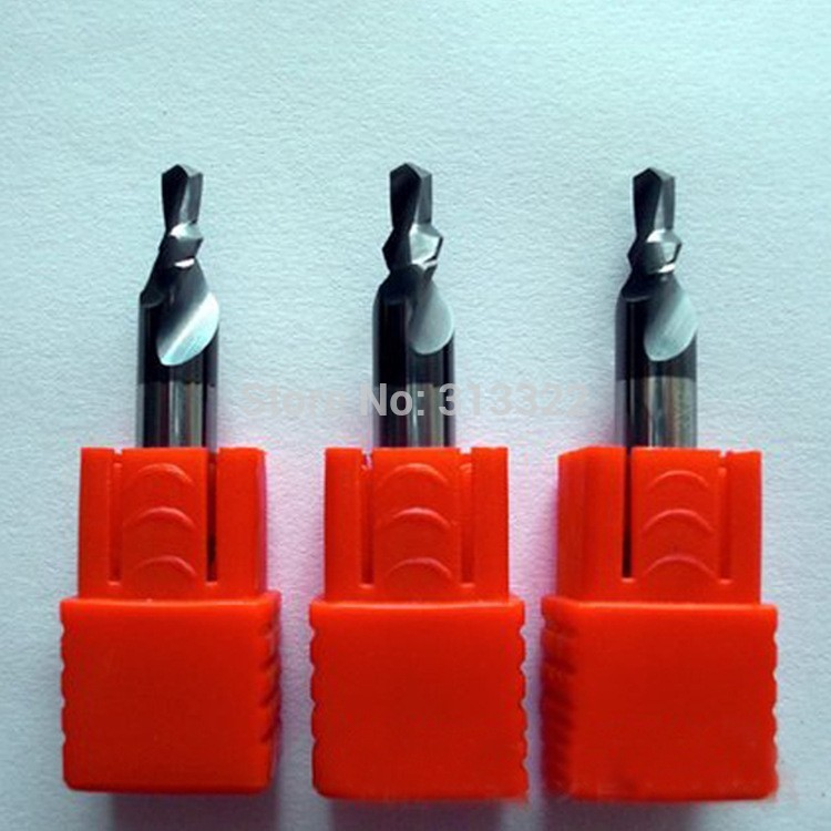 D8.3*45*D10*70L Tungsten Carbide Step Drill Bits ALTiN Coated, CNC metal Drill Bits.using for HRC 45 material.<br>