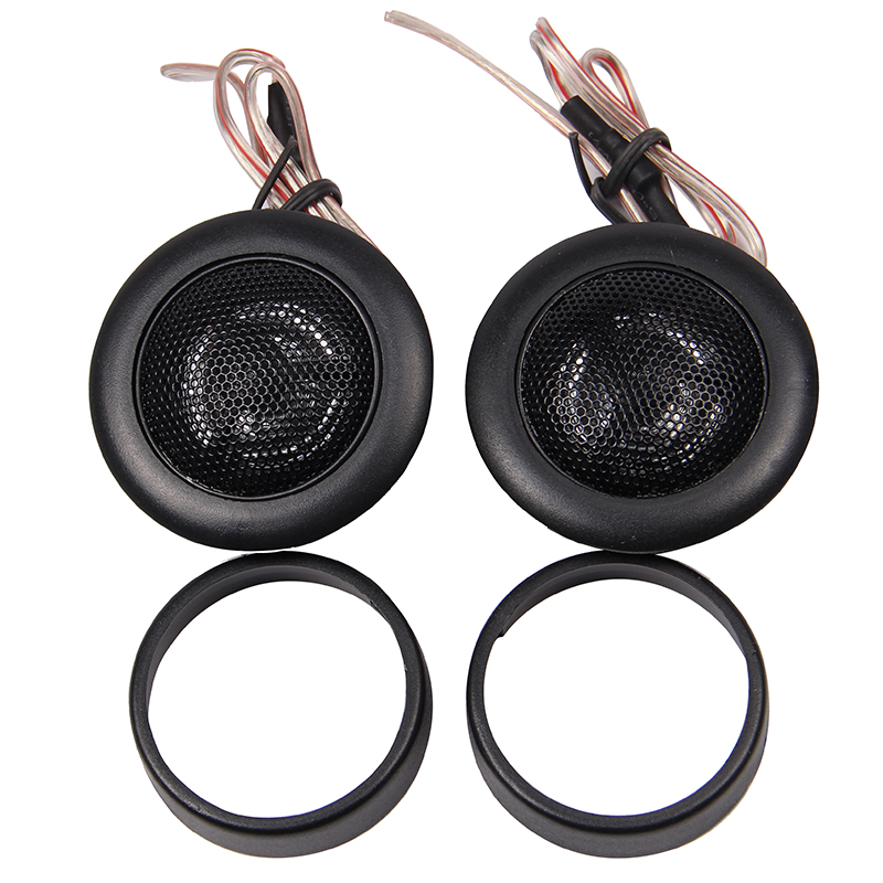 stock 120W Car Auto Loud Dome Tweeter Speaker Super Power Horn Loudspeaker