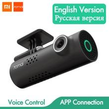 Voice Control Xiaomi 70mai Car DVR Camera Full HD 1080P Dash Cam Car Camera Wifi Night Vision 130 Wide Angle Driving Recorder(China)