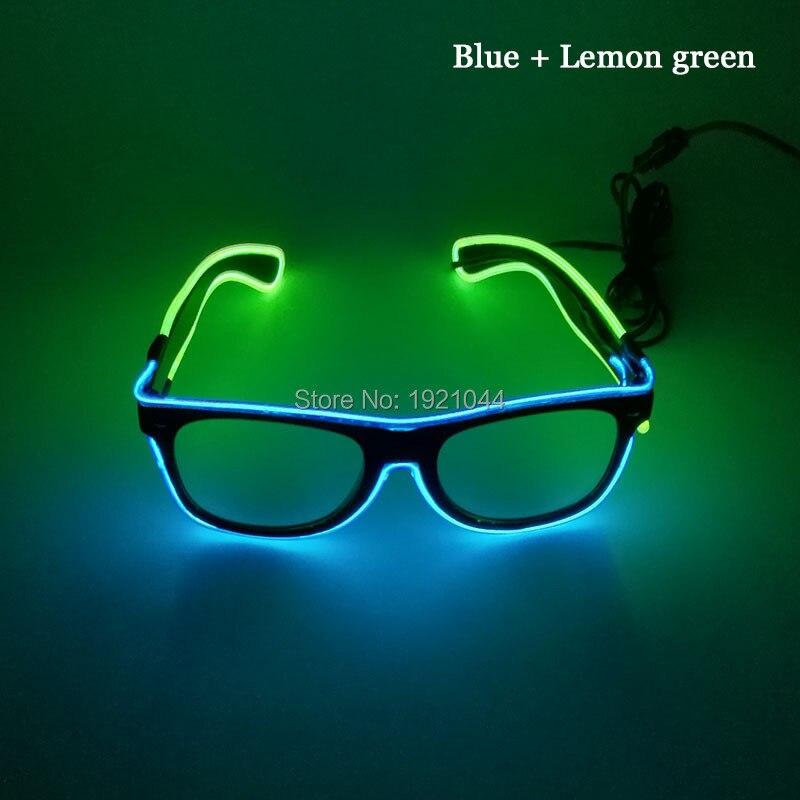 blue vs lemon green