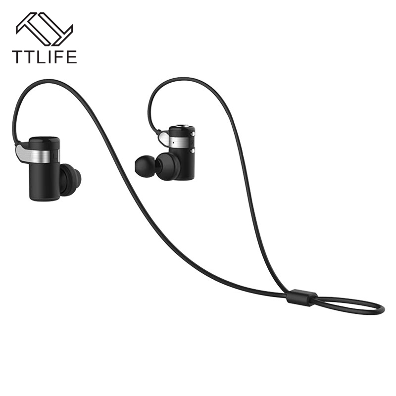 TTLIFE KS Parkour Bluetooth Earphones Univeral Wireless Deep Bass Stereo Sport Headphone with free storage box for iPhone/xiaomi<br><br>Aliexpress