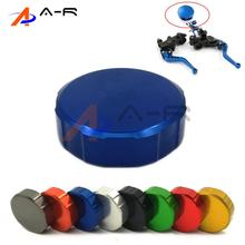 "50MM 2"" Brake Clutch Fluid Reservoir Cap Master Cylinder Cover for Yamaha YZF R1 R6 600R 750R FZR 400S 600R 1000 GTS1000A(China)"