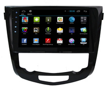 "Quad 4 Core 10.2"" HD 1024*600 Android 6.0 Car DVD GPS for Nissan X Trail Qashqai 2014 2015 Navigation Radio Stereo Mirror link"