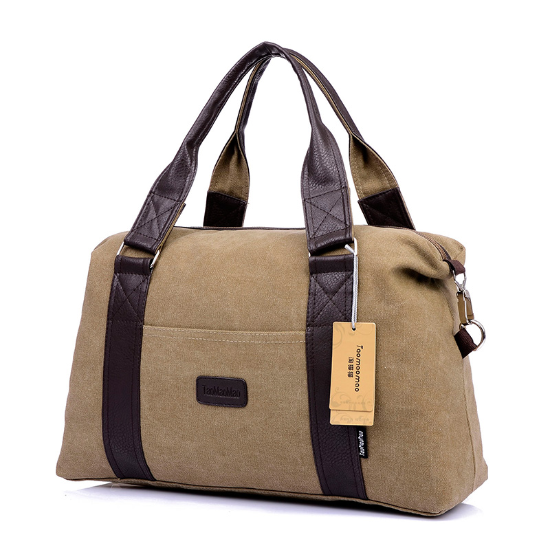 Leather Carry on Bag Promotion-Shop for Promotional Leather Carry ...