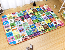 Baby Play Mats Mat Pad For Kids Toys puzzle Mat For Children Developing Rug Kids Rug Children Carpet to Play Eva Foam(China)