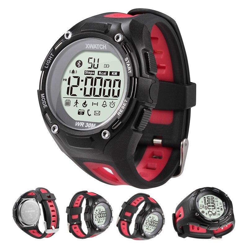 XWatch Outdoor Sport Smart Watch Waterproof Dust-p...
