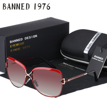 100% original 2017 Star Style HD Polarized Women Luxury Sunglasses Brand Designer Cool latest female UV400 Sun Glasses with box(China)