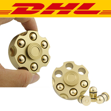 Buy 80Pcs/Lot Rainbow Revolver Bullet Metal Tri Fidget Spinner Finger Spinner AutismADHD Hand Spinner EDC Adult Stress Relief Toy for $428.99 in AliExpress store