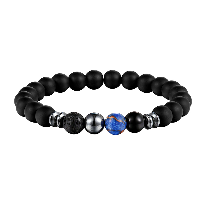 Bracelet en pierre naturelle tendance