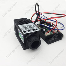 Focusable 650nm 200mW Red laser Module Dot Diode TTL including cooling Fan Laser Pointer