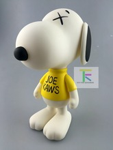 new arrival ! 10inch kaws Original Fake dog medicom toy great gift for boyfriend(China)