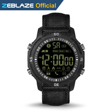 New Zeblaze VIBE 2 Sports Smartwatch 5ATM Waterproof 540 Days Stand-by Time Sports Smart Watch For Android And IOS(China)