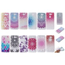 Mobile Phone Cases For Huawei Y5 II Y5II ll 2 Ultra Clear Silicon Mandala Flower Butterfly Thin TPU Gel Cases Etui Capinha Coque
