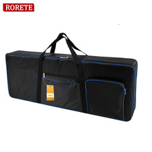 Professional 61 key universal Instrument keyboard bag thickened waterproof electronic piano cover case for electronic(China)