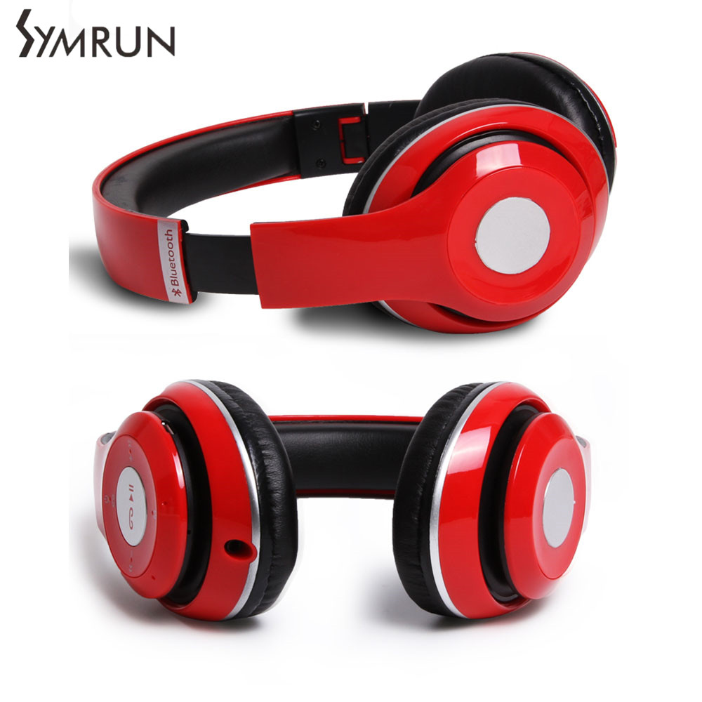 Symrun Wireless Stereo Bluetooth Headset Music Headphone Sport Handsfree Mp3 Media Player Headset For Xbox One<br><br>Aliexpress