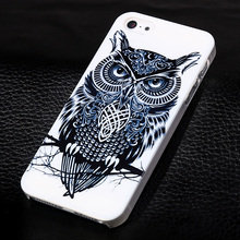 22 New Patterns Phone Back Cover for Apple iphone 5 5s 6 6s Luxury Printed Hard Phone Skin for iPhone 5 Cases