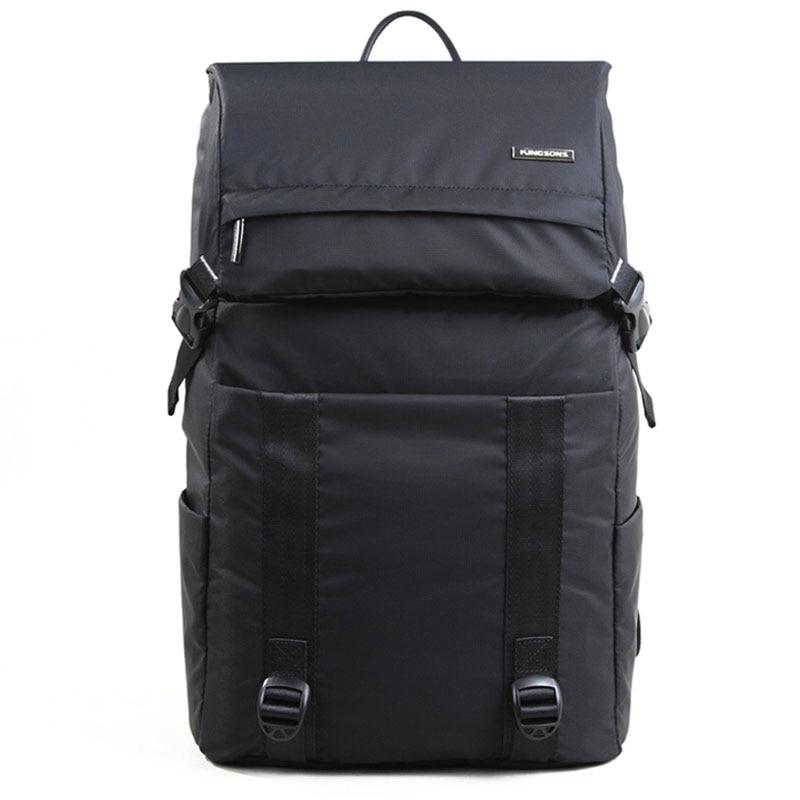 2017 Black Laptop Backpack College School Backpack Backpacking Bags Notebook Bags Mochila Casual Rucksack Large Travel Trip bag<br><br>Aliexpress