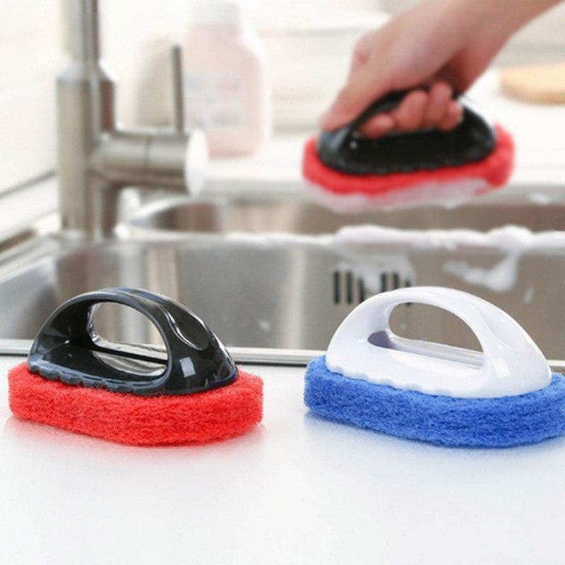 1pc-Cleaning-Tool-Handle-Cleaning-Brushes-Magic-Sponge-Tiles-Brush-for-Bathroom-Window-Lampblack-Machine (2)