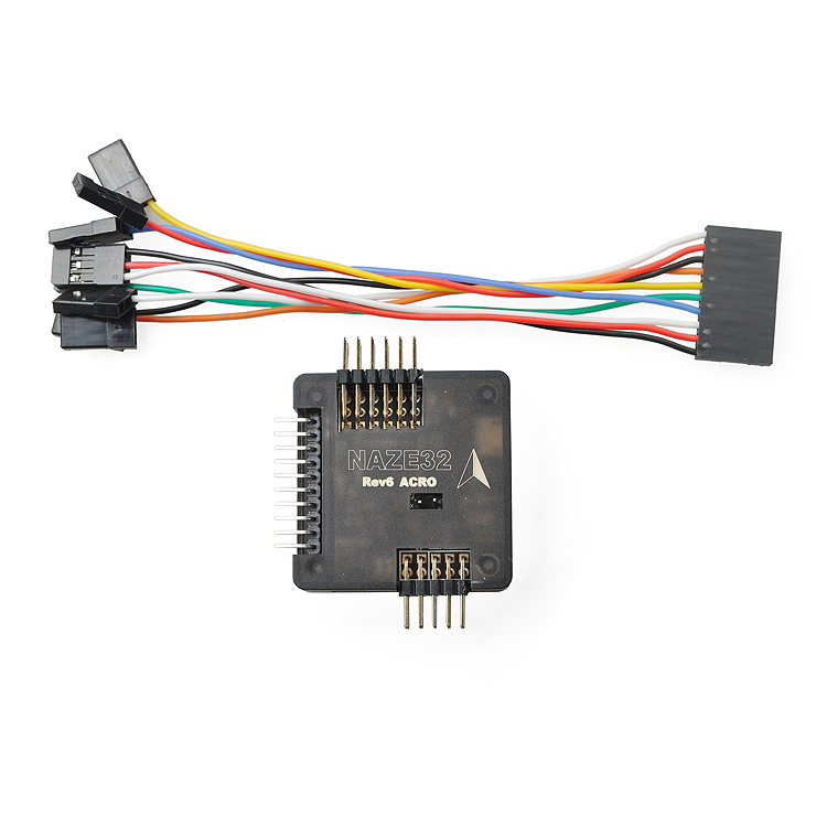 NAZE32 REV6 Full / Acro Version Flight Controller Board with Case for DIY Drone FPV RC Mini Multicopter 210 250 280 330 F17278/9<br><br>Aliexpress