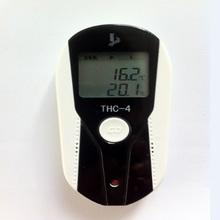 Digital temperature humidity  data logger/ thermometer hygrometer/ USB  temperature humidity recording  recorder with sensors