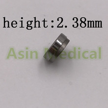 NEW KAVO compatible handpiece bearing dental bearings ceramic balls with dust cover 5pcs stepped bearing 3.175*6.35*2.381