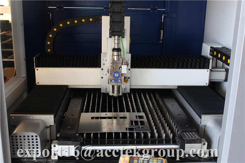 Fiber laser cutting machine cutter steel  (14)