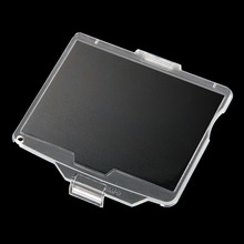 BM-9 Transparent Plastic Protector Cover for Nikon D700 DSLR Camera LCD Screen Monitor Accessories