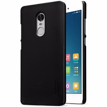 xiaomi redmi note 4X case xiaomi redmi note 4X cover NILLKIN Super Frosted Shield matte hard back cover +free screen protector