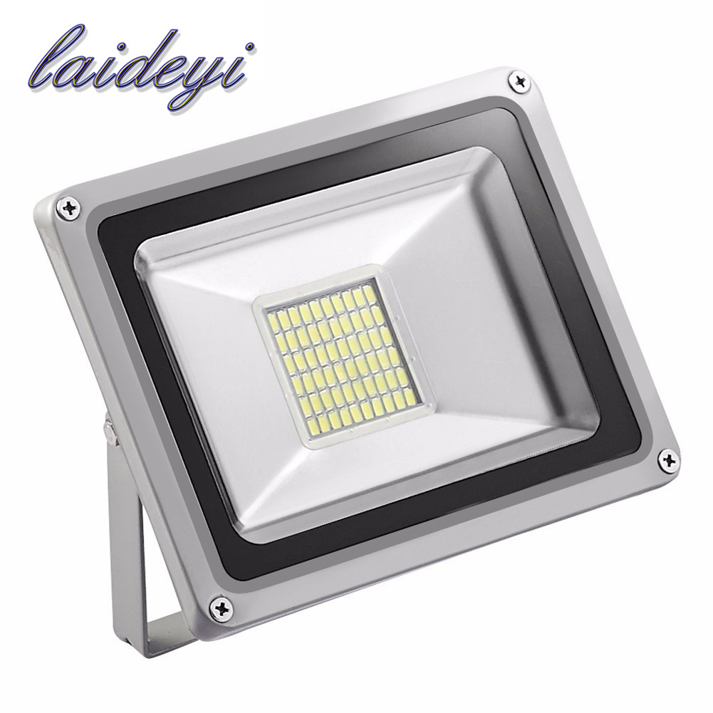 1Xpcs outside led flood lights 30W 220VAC architectural led flood lights SMD IP65 waterproof led security flood light(China (Mainland))