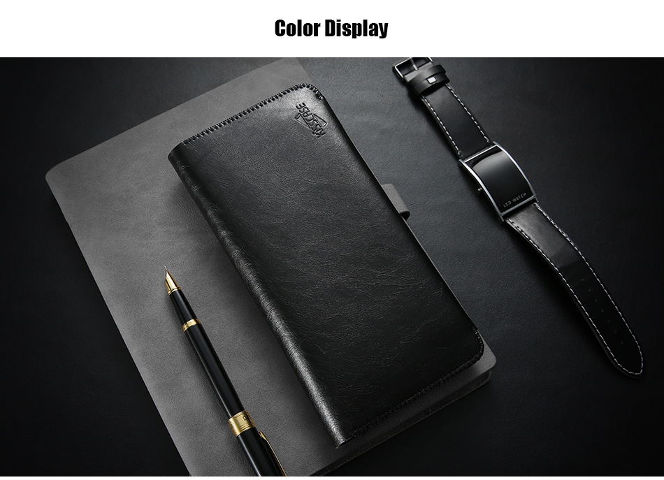 pu leather card holder holster (10)