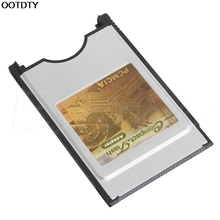 Compact Flash CF to PC Card PCMCIA Adapter Cards Reader for Laptop Notebook #L059# new hot