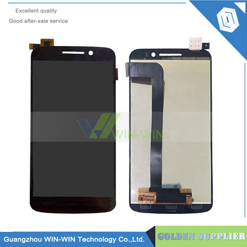 100% Tested Well For Prestigio MultiPhone PAP 7600 PAP7600 DUO LCD Display Touch Screen Glass Digitizer Assembly Replacement<br>