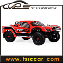 1/5 sales car 26cc RC Rovan Baja 5SC with 2.4G 3 channel controller with LCD screen(China)