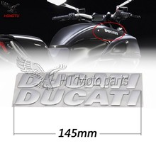 Motorcycle fuel tank stereo Applique decals stickers For Ducati 848 1098 999 696 DIAVEL / CARBON M1100 / S / EVO MONSTER