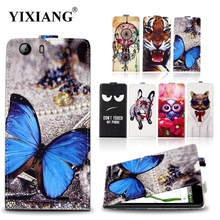 Hot! For BQ BQS-5011 Monte Carlo  Cool Printed Cartoon 100% Special PU Leather Flip case,Gift