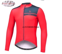 Buy Morvelo Winter Thermal Fleece Cycling Jersey long sleeve Ropa ciclismo hombre Bicycle Wear Bike Clothing maillot Ciclismo for $21.80 in AliExpress store