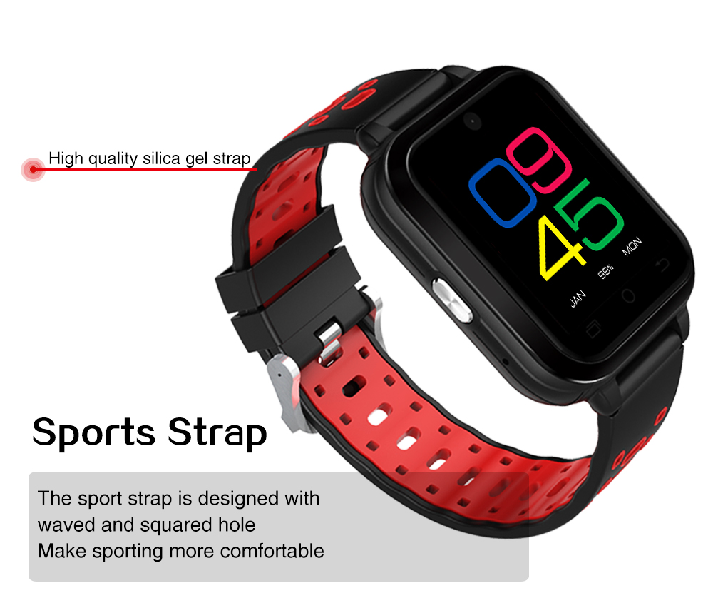 Torntisc Q1 Pro 4G smartwatch Android 6.0 MTK6737 Quad Core 1GB8GB Watch Phone Support Blood pressure Heart Rate monitor Sim Card WIFI GPS Wristwatch for Android (8)