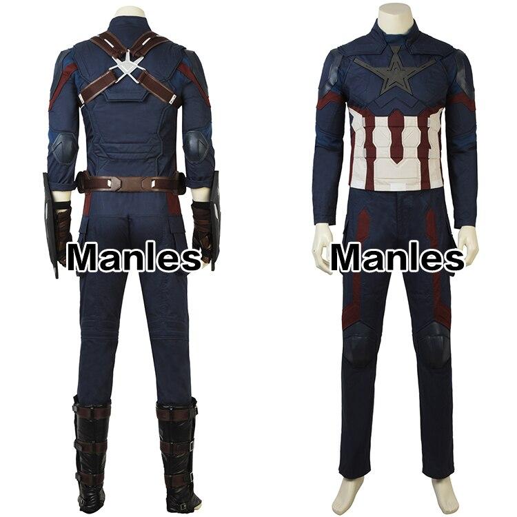 Avengers Infinity War Captain America Steve Rogers (5)