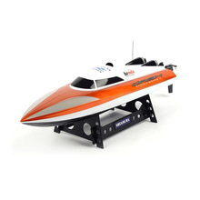 SHUANG MA 4CH 2.4G DH7010 RC Boat with High-speed motor 46CM Remote control speed boats ship summer toy Gift for children