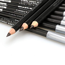 2016 New Arrival 12 Pcs Sticks Waterproof Cosmetic Make Up Eyeliner Eyebrow Beauty Pencils Set