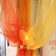 New Fashion 1Pcs 100*270cm Sheer Window Treatment Curtain voile curtains Gauze Curtain