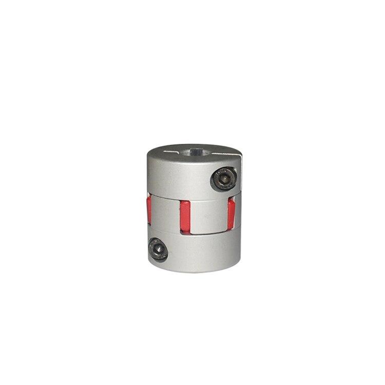 Acoplamiento garras d40 l65 aluminio elástico