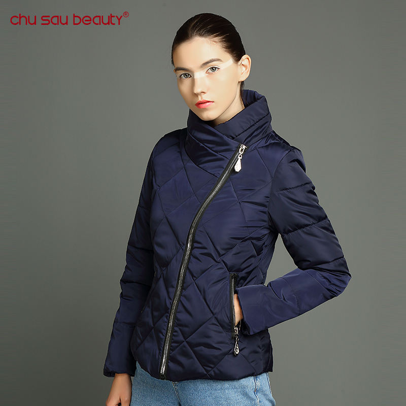 ChuSauBeauty  Womens Standard Special Offer Winter Jackets And Coats 2017 New Jacket Women Fashion Coat Cotton Female Parkas Îäåæäà è àêñåññóàðû<br><br>
