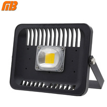 [MingBen] LED Flood Light 100W 50W 30W 230V IP65 Waterproof CE For Square Garden Garage Warm White Cold White High Brightness(China)